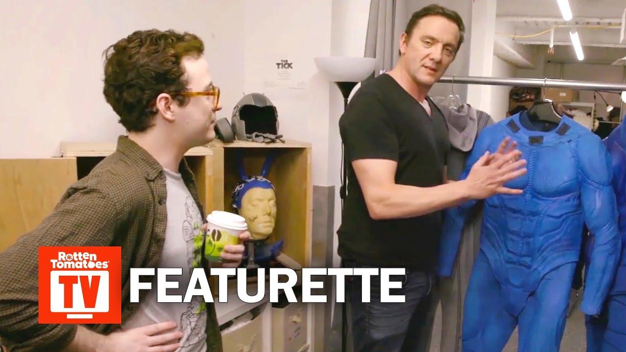 Download The Tick Season 2 Comic-Con Featurette | 'Behind the Scenes Tour' | Rotten Tomatoes TV