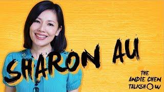#19 SHARON AU - Former TV Actress/Host