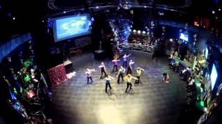 Видео танцы хип хоп.Танцуют девочки.