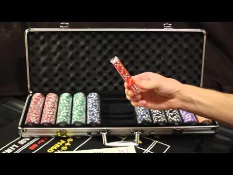 Набор для покера Royal Flush 500 фишек - обзор