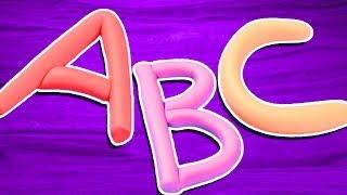 Lernen Alphabete Mit Play Doh | A-Z | Videos Für Kinder von Kids Channel