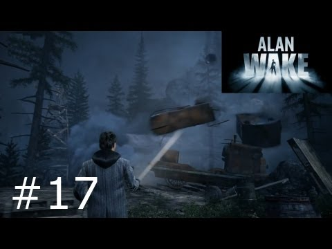 Alan Wake - (Ep. 17) - The Silver Mine
