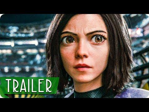 ALITA: BATTLE ANGEL Trailer 3 Deutsch German (2019)