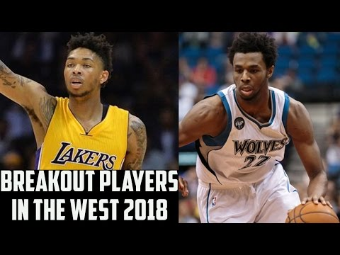 5 Breakout NBA Players In The Western Conference 2018