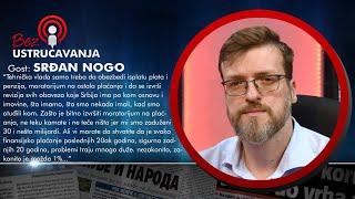 BEZ USTRUČAVANJA - Srđan Nogo: Kriminalci koji rade za Vučića će ga na kraju juriti po ulicama!