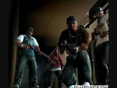 50 Cent Bulletproof Soundtracks Actions & Ambients