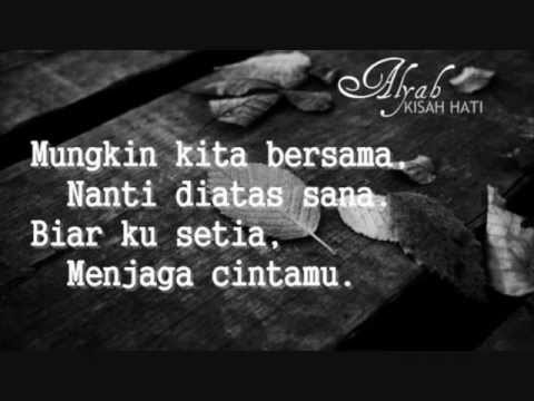 KISAH HATI - Alyah dengan lirik | with lyric on screen