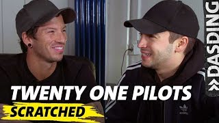A Twenty One Pilots Interview never had to end like this before | DASDING Interview