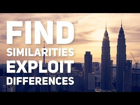 Forward Tilt 30 - Find Similarities, Exploit Differences