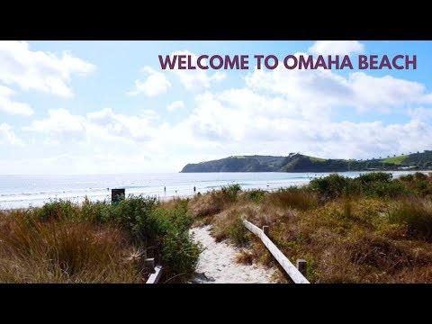 Welcome to Omaha Beach - Northland, NZ