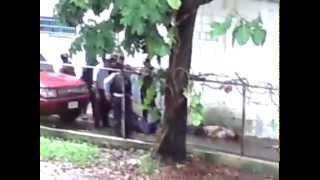 Ajusticiados por Policia de San Vicente Estado Aragua, Venezuela