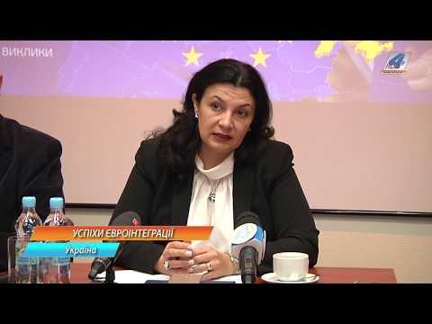 TV-4: Іванна Климпуш-Цинцадзе розповіда про головні євроінтеграційні здобутки