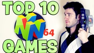 Top 10 NINTENDO 64 Games - Good Morning Gamer