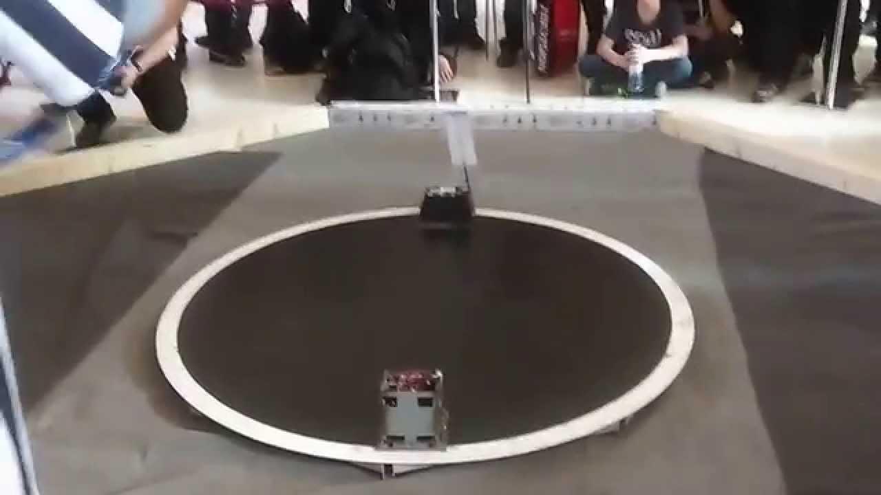 Minisumo & Megasumo [Comentado] - Roboter Wettberb 2020