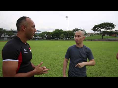 Rugby for beginners - Scoring and techniques