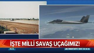 İşte milli savaş uçağımız! - Atv Haber 9 Kasım 2018