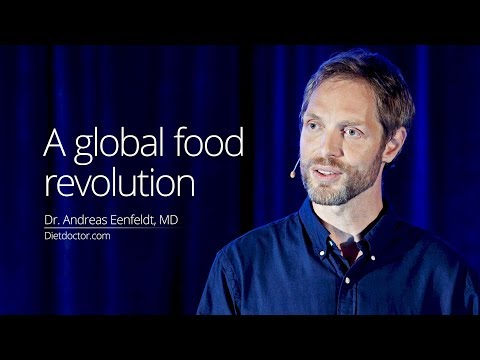 A global food revolution