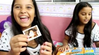 Gambar cover Álbum Incrível dos youtubers - Diário das Gêmeas