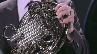 Hans Hoyer Heritage 6802 Bb/F Double French Horn