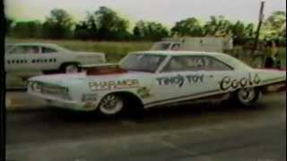 Youngstown Ohio Drag City 1986 Pro Stock Match Race Event (Commercial)