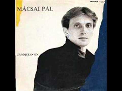 Mácsai Pál - Huszadik század