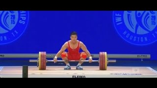 Чемпионат мира 2015. Мужчины в.к. до 62 кг.