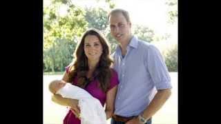 初の家族写真を公開したキャサリン妃一家がとても幸せそう