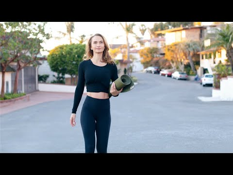 Yoga for beginners - Sun Salutation A & B 15 minutes