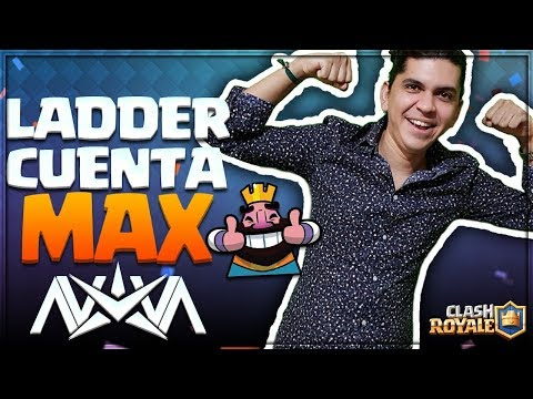 CUENTA MAX NOVA! MAZOS DE DONADORES! LADDER TOP MUNDIAL + TORNEO 2K GEMAS!