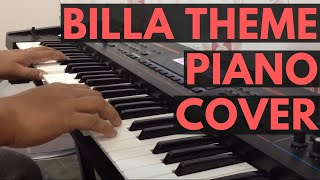 Billa Theme Piano Keyboard Version - Yuvan Shankar Raja