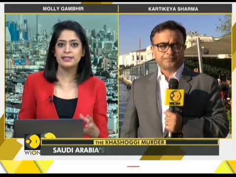 WION Chat: Meet over Khashoggi Murder in Saudi Consulate