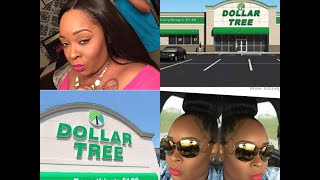 VLOG! COME WITH ME 2 DOLLAR TREE/MEMORIAL DAY