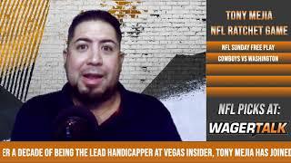 Dallas Cowboys vs Washington Football Team Free Play and Prediction | NFL Free Picks and Predictions