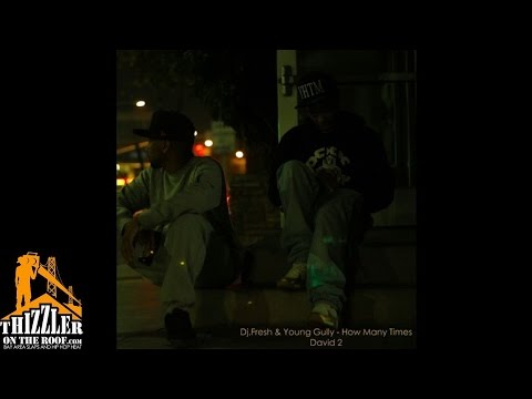 Young Gully X DJ Fresh - How Many Times (Prod. DJ Fresh) [Thizzler.com]