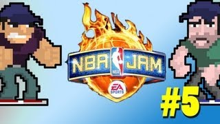 NBA Jam: On Fire Edition: Dwayne Wade is a Dick! - PART 5 - Totally Not Gay Gaming
