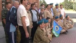 Встреча афганцев 186ооСпН Алтай 2009г 1часть
