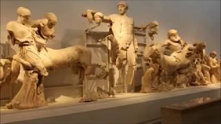 Αρχαιολογικό Μουσείο Ολυμπίας / Archaeological Museum of Olympia, Greece
