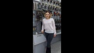 видео Вспомогательные цепи и устройства в электрической схеме тепловоза 2ТЭ10В