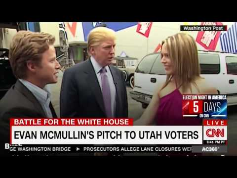 CNN: Evan McMullin Makes Pitch To Utah Voters