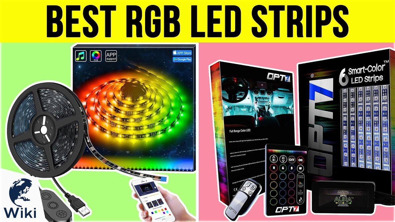 10 Best RGB LED Strips 2019