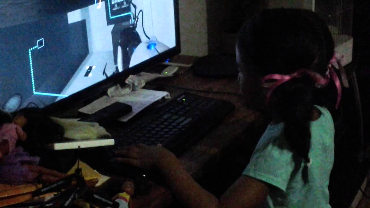 Download My pre-school niece is part of the Master Race