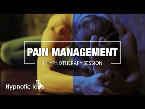 Guided Meditation for Pain relief and Pain Management