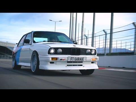 BMW E30 или TOYOTA AE86?