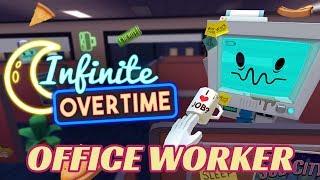 Job Simulator - NIGHT SHIFT - Office Worker (Gameplay)
