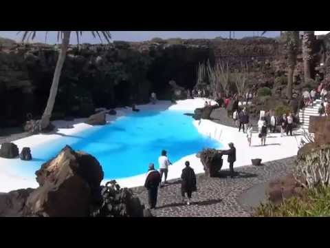 A Quick Tour of some of Lanzarote's Tourist Attractions