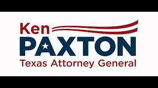 Attorney General Ken Paxton 2020