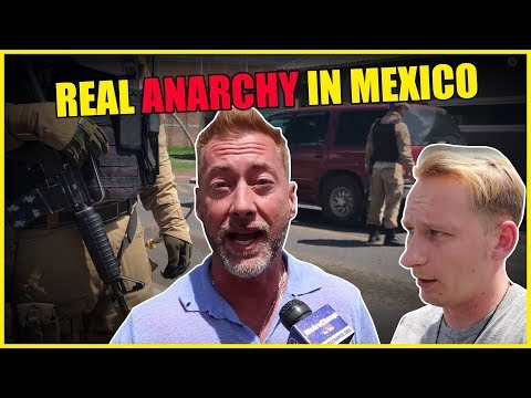 No Cops! No Government! Just Anarchy In Mexico Town