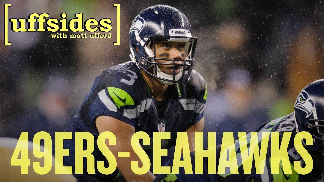 49ers vs Seahawks 2013: Uffsides NFL Week 2 Previews - YouTube