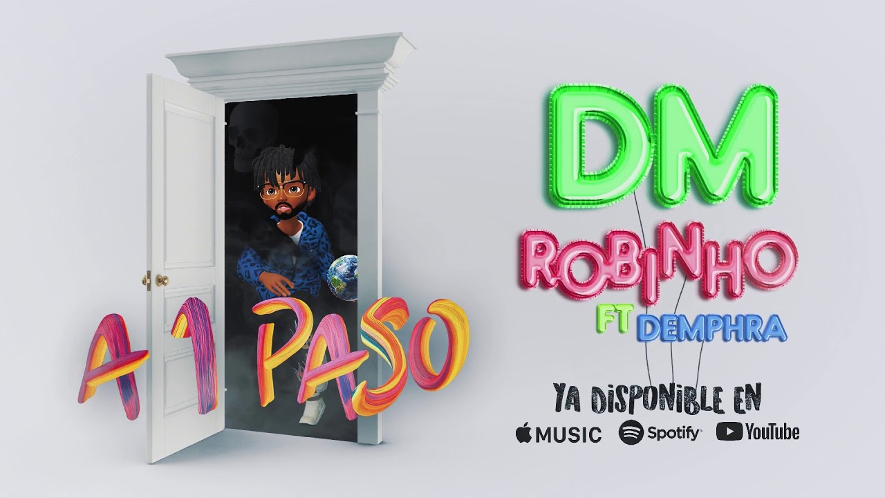 ROBINHO FT DEMPHRA (La Factoria) - DM (AUDIO)