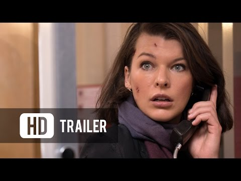 Survivor Trailer - Pierce Brosnan, Milla Jovovich